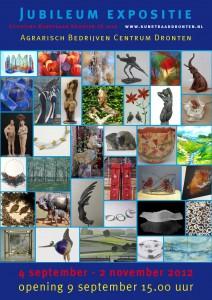 Kunstraad Dronten, jubileum expositie