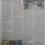 tekst krant meerbode