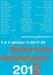 Atelierroute Amstelveen 2015