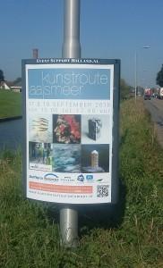 borden-aankondiging-kunstroute-aalsmeer