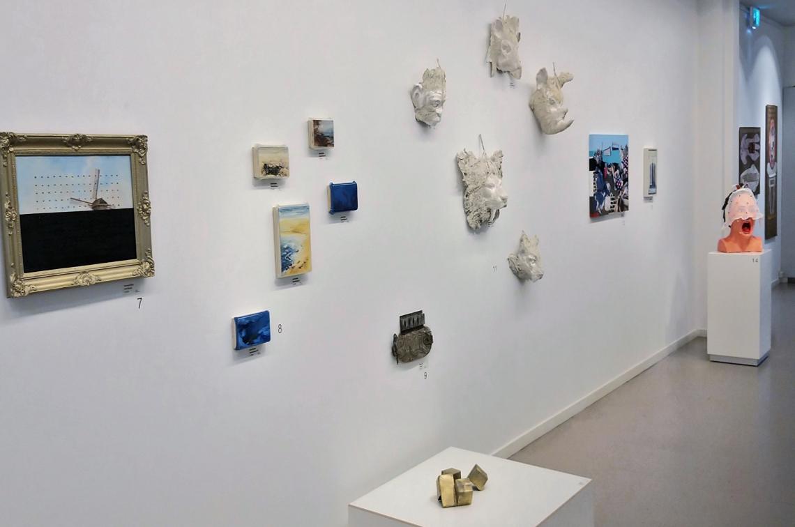 Kunst centrum Haarlem, tentoonstelling Astrid Stoffels Kunstcentrumhaarlem