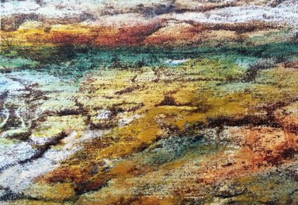 Beauty of fragile nature 3 20 x 20 cm