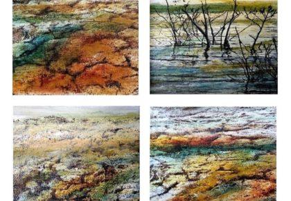 Beauty of fragile nature, mixed media, Astrid Stoffels, Artist, Kunst, Kunstenaar Amstelveen, Contemporary Art, Art collectors, Kunstverzamelaars, Galeries, Gallery, olieverf, kunt