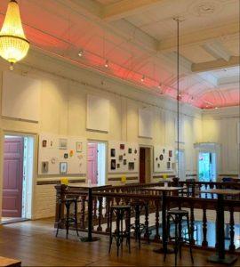 expositie amsterdam de Balie Artistsupportpledge