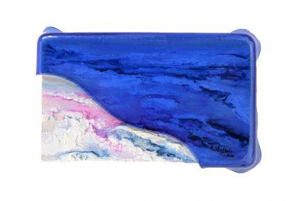 vulnerable nature, Astrid Stoffels, Dutch artist, gallery, newart, galeries, artcollectors, contemporary art, glas, glas op hout, glass art, female artist, kunst, nieuwe kunst, kwetsbare natuur, vulnerable nature, landscape art, landschapskunst
